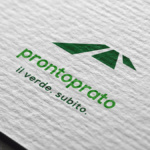 ideazione logotipo pronto prato
