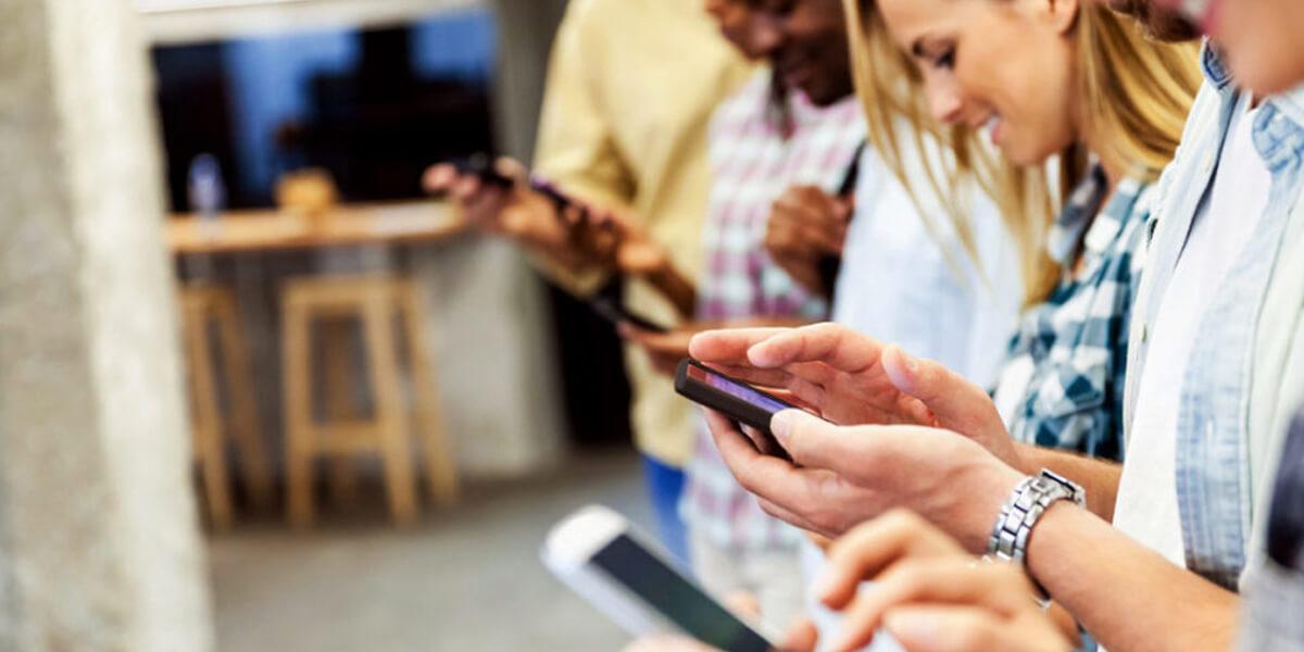Persone e Smartphone